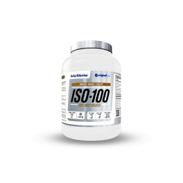 ISO 100 - 100% WHEY ISOLATED - 4LB